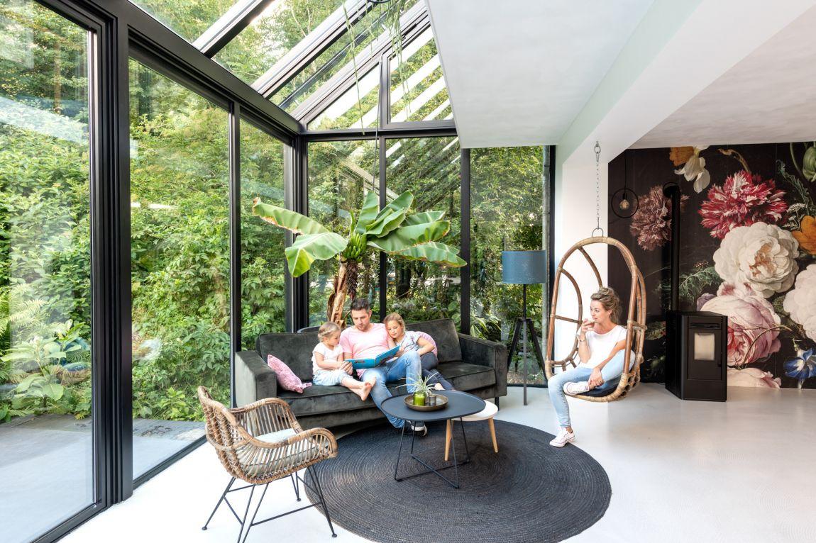 Wintergarten für Zuhause und Gastronomie